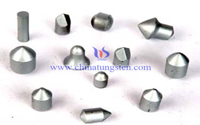 Military tungsten alloy block pictures